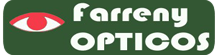 Optica Farreny logo